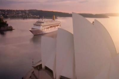 P&O Cruises 'explorers' by MCBD