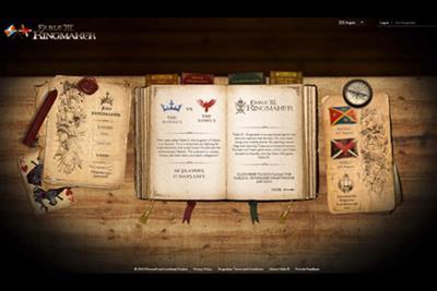 Xbox 'Fable III: Kingmaker' by McCann London