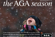 Aga 'christmas' by Ogilvy Advertising