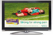 Optalgin 'injury time sponsorship' by Shalmor Avnon Amichay/Y&R Interactive
