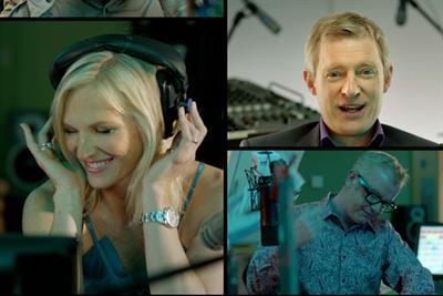 BBC Radio 2 '2 Day' by RKCR/Y&R