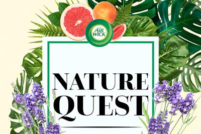 "Air Wick ""Nature Quest"" by Adjust Your Set"