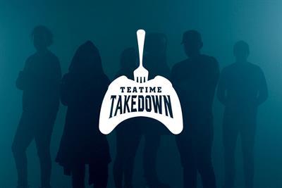 """Aldi """"Teatime takedown"""" by McCann UK"""