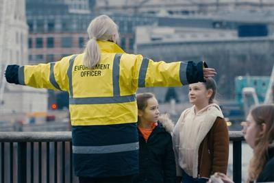 "Amnesty International ""Family-free zone"" by VCCP"