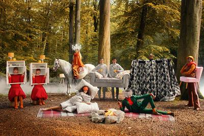 """Argos """"So stylish you can wear it: A/W19"""" by The & Partnership London"""