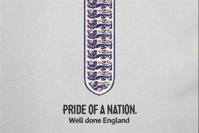 "BBC ""Pride of a nation"" by BBC Creative"