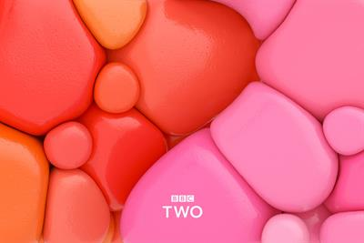 "BBC Two ""2018 rebrand"" by BBC Creative and Superunion"