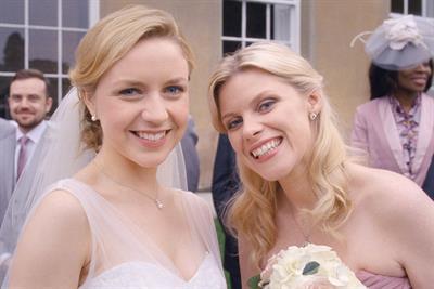"British Heart Foundation ""Wedding"" by MullenLowe London"