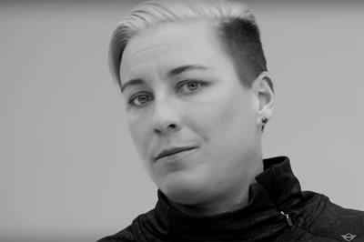 Abby Wambach defies labels in BMW Mini Super Bowl teaser