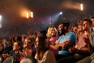"Barclaycard ""Festival"" and ""Wrestling"" by Droga5 London"