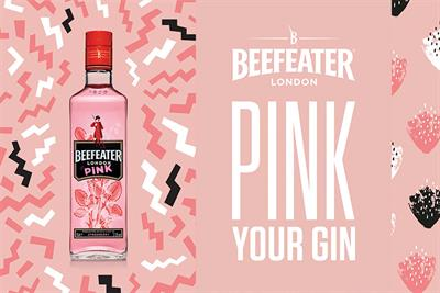 "Beefeater ""Pink your gin"" by Impero"