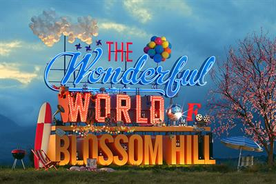 """Blossom Hill """"the wonderful world of Blossom Hill"""" by Isobel"""