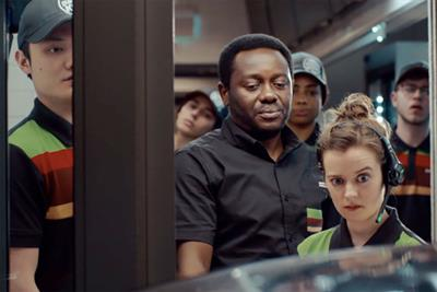 "Burger King ""The Whopper mandate"" by BBH London"