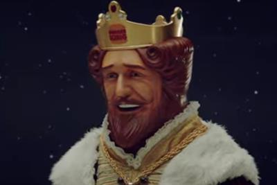 Burger King's new chicken sandwich terrifies the King