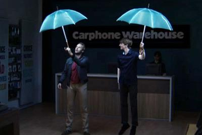 Carphone Warehouse 'something wonderful' by CHI & Partners