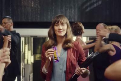 "Cadbury ""Singles sensations"" by Fallon"