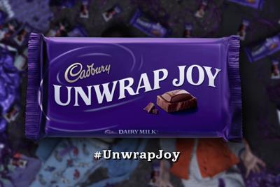 "Cadbury ""unwrap joy"" by Fallon"