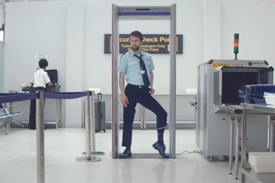 "Cadbury ""passport control"" by Fallon"