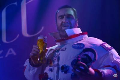 "Kronenbourg ""#K1664SPACE"" by Ogilvy"