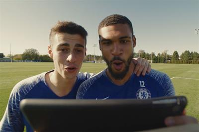"""Chelsea Football Club """"ePremier League Fifa tournament"""" by We Are Social Sport"""
