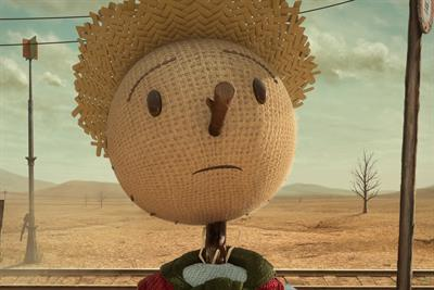 """Chipotle """"the scarecrow"""" by Creative Artists Agency"""
