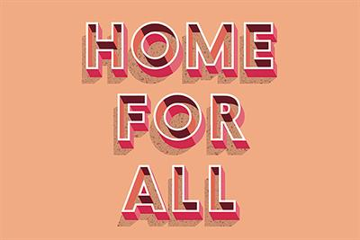 """Crisis """"#HomeForAll"""" by FCB Inferno"""