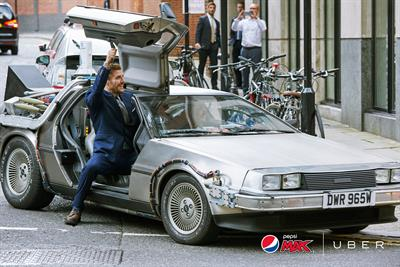 """Pepsi Max """"the perfect ride"""" by Abbott Mead Vickers BBDO"""
