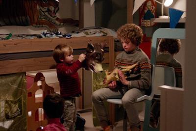 """Albert Heijn """"Ben's Christmas"""" by TBWA\Neboko Amsterdam"""