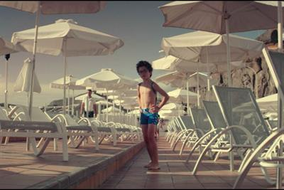 "Thomas Cook ""pool kid"" by Albion"