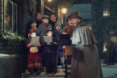 """Currys PC World """"The magic of Christmas upgraded"""" by AMV BBDO"""