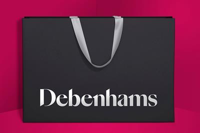 """Debenhams """"Do a bit of Debenhams"""" by Mother"""