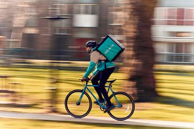 """Deliveroo """"Anthem to food"""" by Fallon London"""
