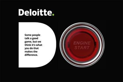 """Deloitte """"Deloitte do"""" by BBH London"""