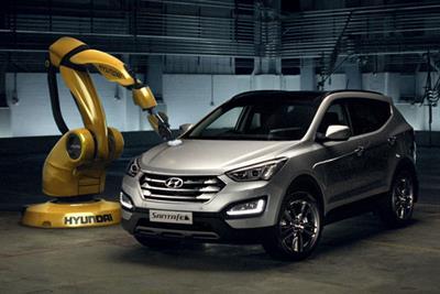 Hyundai 'whatever it takes' by M&C Saatchi and Innocean Worldwide