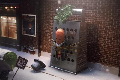 "Aldi ""Christmas spectacular"" by McCann UK"