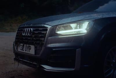 """Audi """"Give them an inch and they'll take a mile"""" by BBH London"""