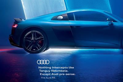 """Audi """"Tottenham Hotspur partnership"""" by BBH London"""