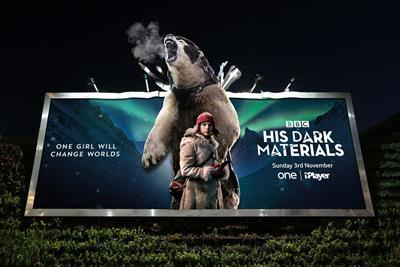 "BBC ""His Dark Materials"" by BBC Creative"