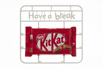 "KitKat/AirFix ""The KitKat kit"" by Wunderman Thompson"