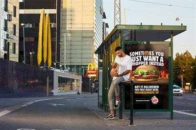 """Burger King Finland """"Delivery"""" by TBWA\Helsinki"""