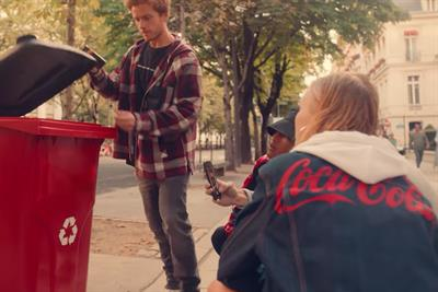 """Diesel and Coca-Cola """"The (re)collection"""" by Publicis Italy"""