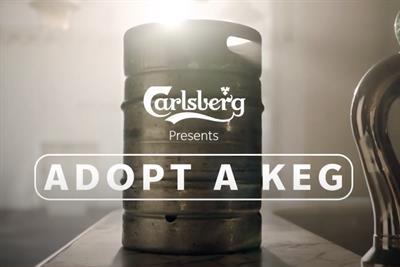 """Carlsberg """"#AdoptAKeg"""" by Grey Europe"""
