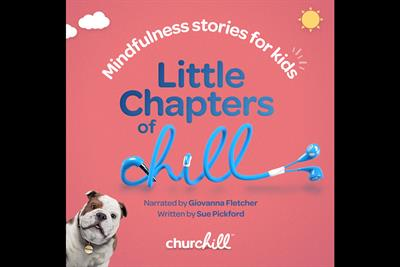 "Churchill ""Little chapters of chill"" by Engine"
