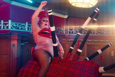 "BBC ""RuPaul's Drag Race UK season two"" by BBC Creative"