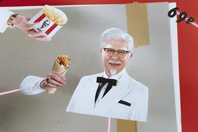 "KFC Russia ""Value Colonel"" by Wieden & Kennedy Amsterdam"