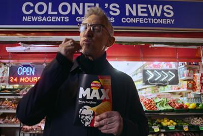"""Walkers & KFC """"It makes sense"""" (in-house)"""