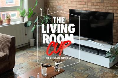 "Nike ""Living room cup"" by AKQA"