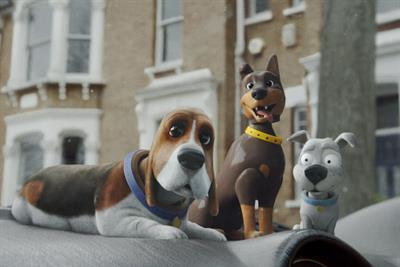 "McDonald's ""Dash hounds"" by Leo Burnett London"
