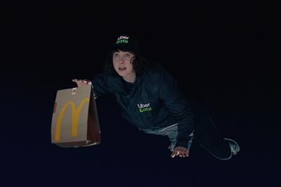 "McDonald's ""McDelivery ITV idents"" by Leo Burnett London"