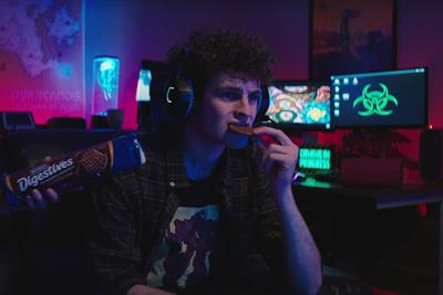 """McVitie's """"Gamer"""" by TBWA\London"""